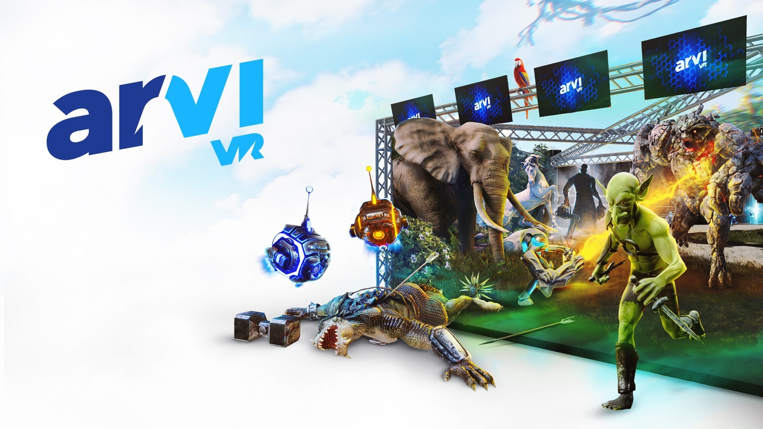 HTC Vive Partners with ARVI VR to Expand its Global Location-Based Virtual Reality Arcade Offering