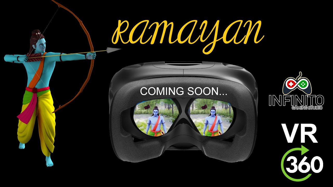 Play Ramayana in VR Now