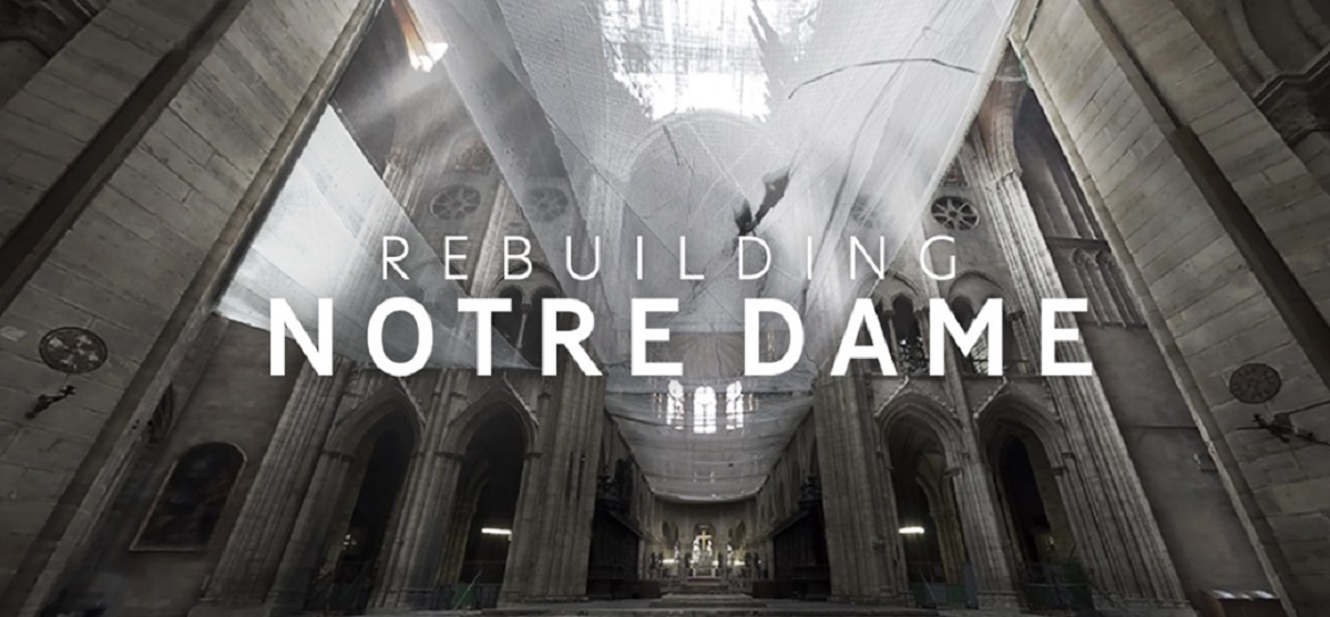 VR Experience Shows Notre-Dame Before and After 2019 Fire