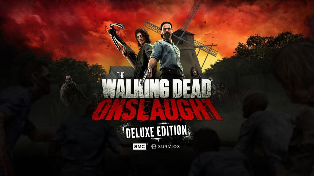 Walking Dead Onslaught will be released in virtual reality this September