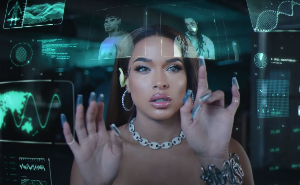 Princess Nokia Using VR to Find a Mate in the Video 'I Like Him'