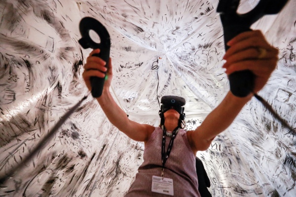 Venice Film Festival VR Section Moved Online Will Travel Around the World