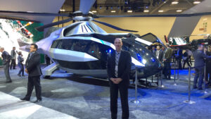 Bell Adopts VR to Design Helicopters