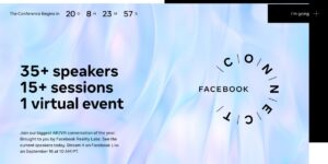 Facebook will unveil its latest advances in VR in September 2020