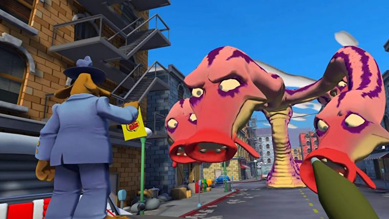 Sam & Max return with a VR caper for 2021