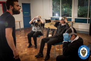 Birmingham Police using VR to stop gang violence