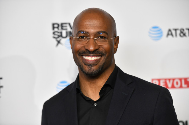 Stars are queuing up for Van Jones' VR TV experiment