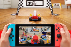 Nintendo launches Mario Kart into the real world with AR RC cars
