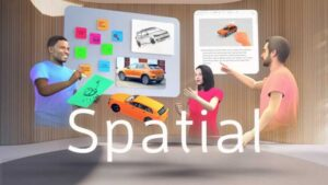 Spatial comes up with Oculus Quest Store with AR & VR work-from-home features