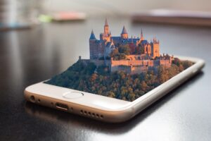 Patent suggests iPhone may get infrared augmented reality camera