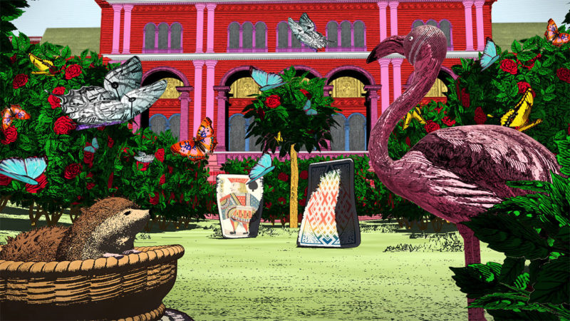 V&A announces VR experience based on Alice in Wonderland theme