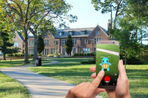 Pokemon Go augmented reality mapping assignments feature requires gamers to scan PokeStops