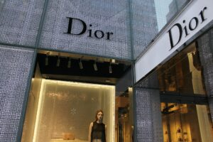 Dior designs AR sneaker try-on