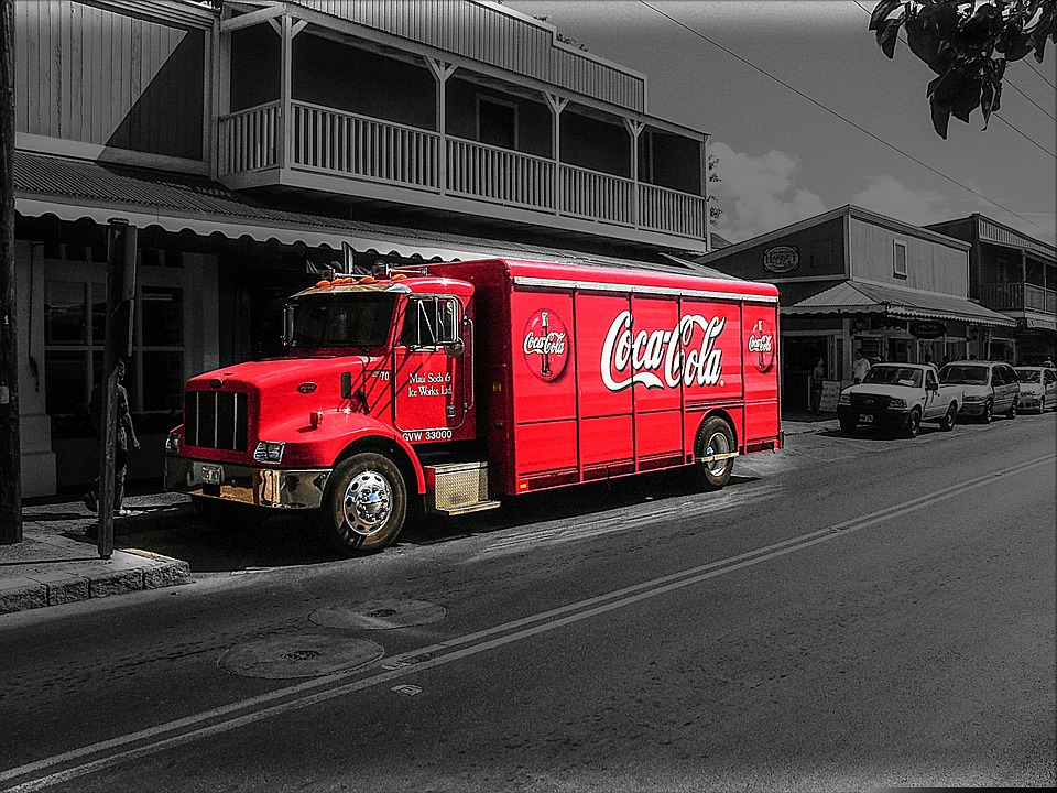 All set for Coca-Cola's Christmas Truck to be viewed in augmented reality
