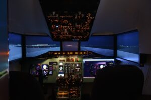 VR is now supported on Microsoft Flight Simulator
