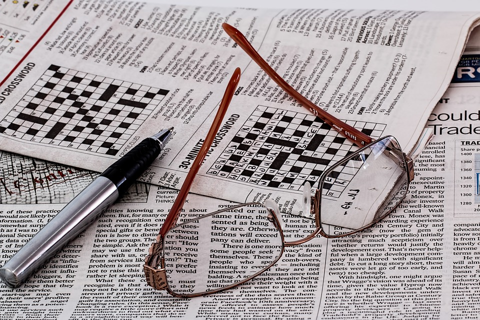 News readers can now play New York Times crossword in augmented reality