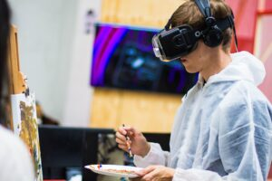 Witness Art in XR at Infinity Festival's ART+TECH Exhibition