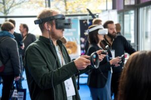 Futuristic Training Methods Powered by Virtual Reality to Debut at SRS Tritium Facilities