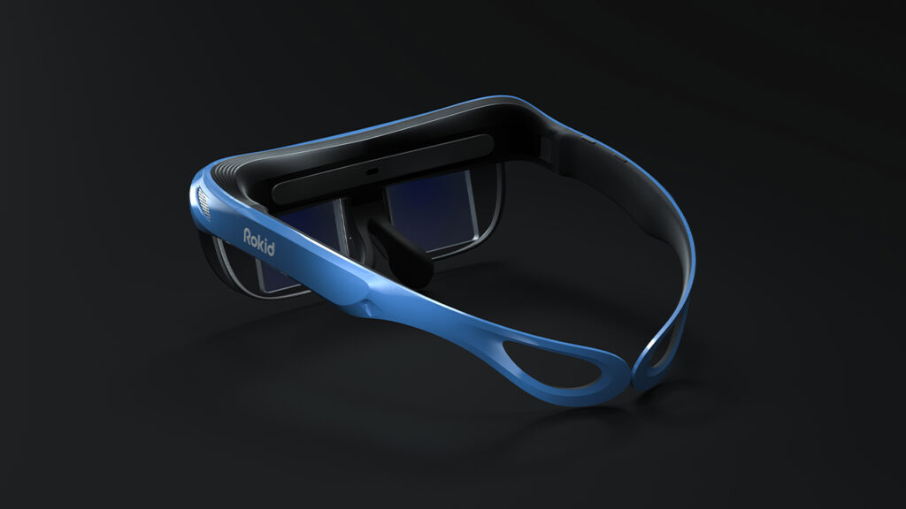 Vision 2, the mixed reality glasses from Rokid
