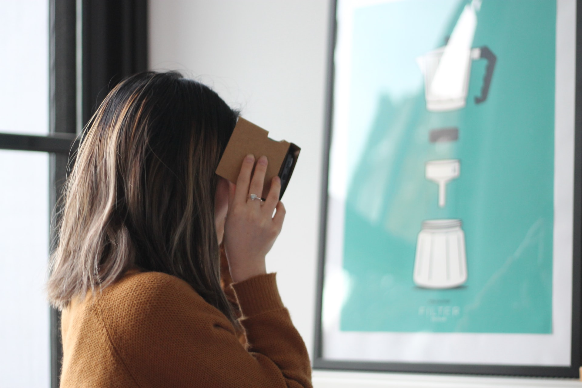 Catch a VR-To-Go Experience at the Cuesta College Art Gallery