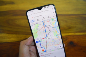 Google Maps adds Live View AR capability