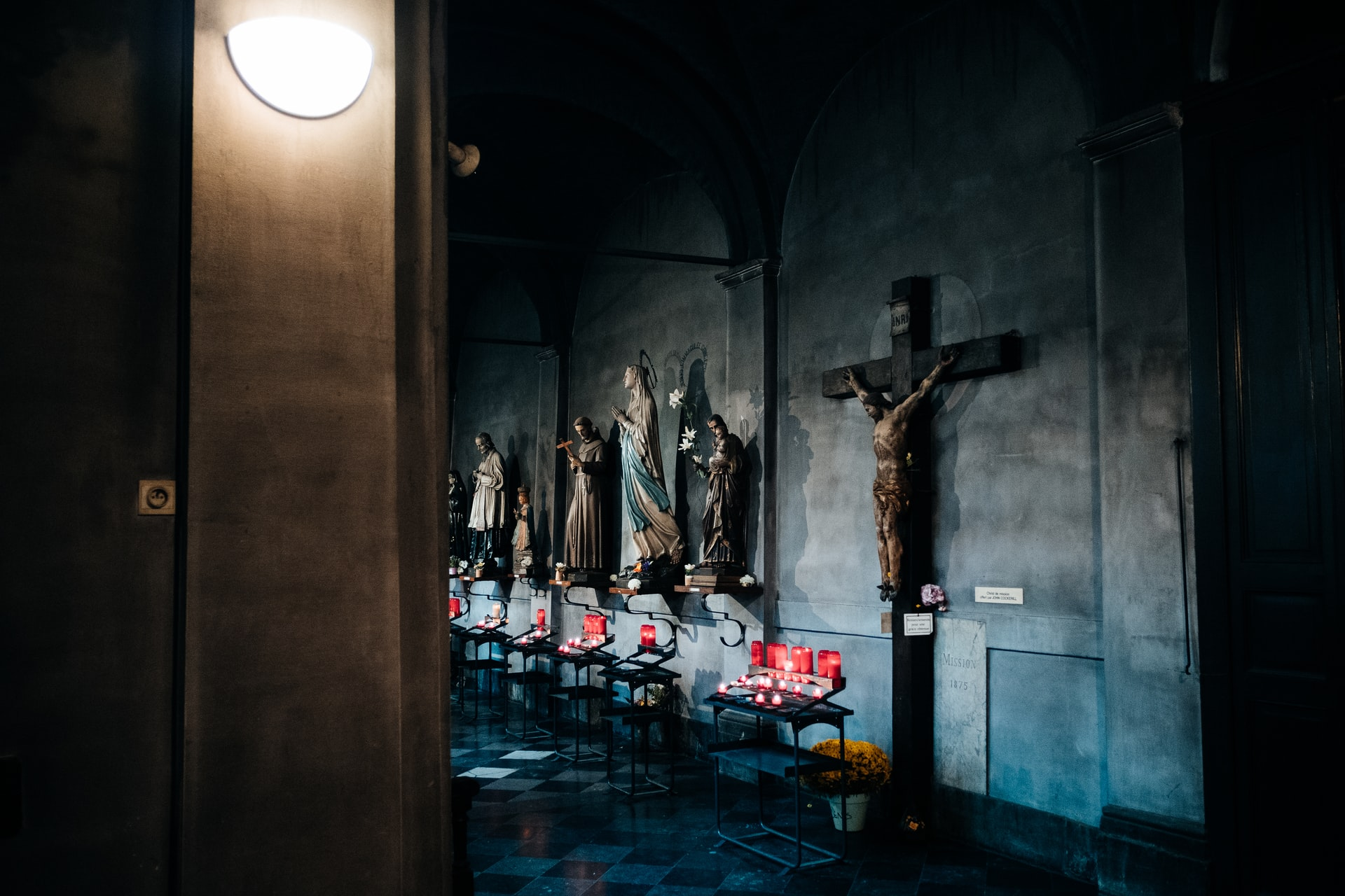 AR Experience of The Crucifixion of Jesus Christ Will Be Sold as an NFT by CrimeDoor