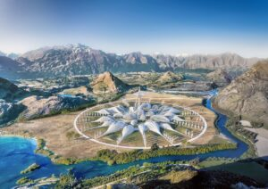 VR 'Pollinator Park' Created by Vincent Callebaut to Build Awareness about Declining Biodiversity