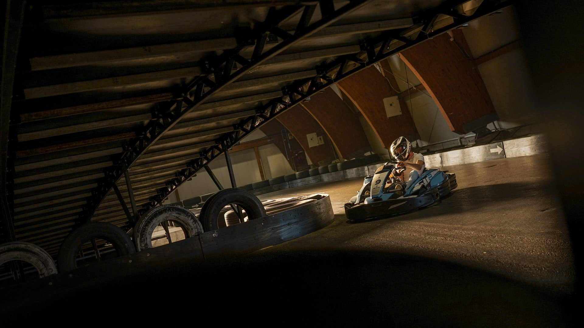 An AR Go Kart Track Is All Set to Open in London