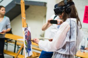'Painting VR' Is a New Hands-on, Easy to Understand Painting App for the Oculus Quest