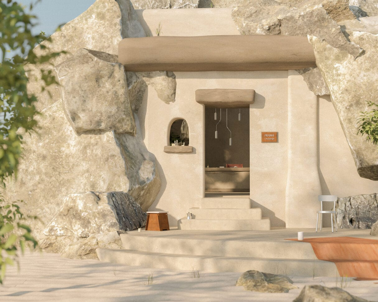 """Digital Hotel """"L'Auberge"""" By FRAMA Is A VR Abode For Self-discovery And Reconnection"""