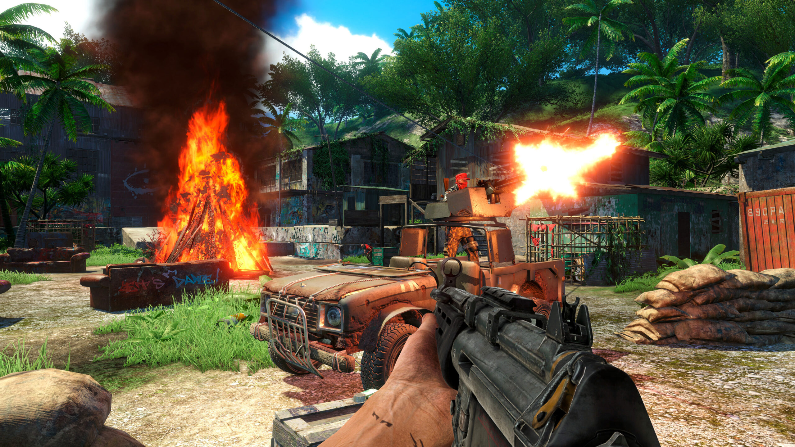 Far Cry VR Debuts at 33 Zero Latency Locations Across the Globe