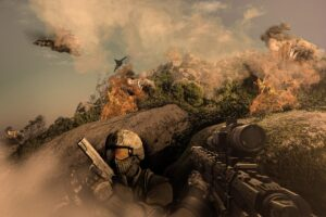 Sniper Elite VR, the virtual reality sniper game it all set to release on July 8