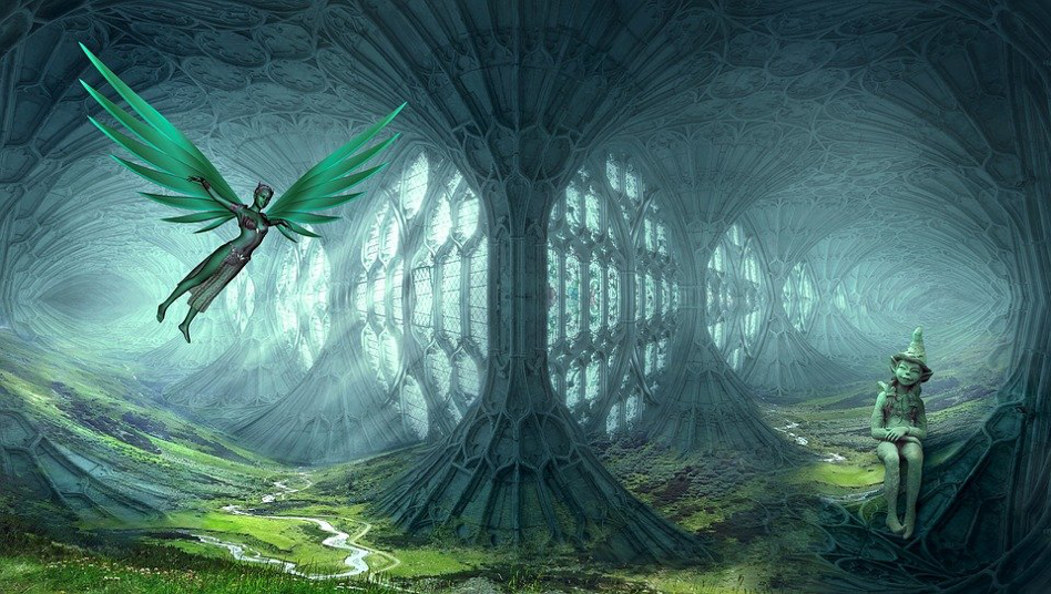 New Zealand-based interactive studio Conical is releasing 'The Green Fairy' virtual reality short film