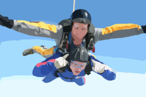 JUMP starts ticket pre-sales for its virtual skydiving experience