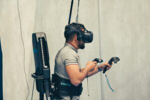 Be Pro Be Proud VR Workshop Highlights Skilled Labor Careers at Camden Fairview
