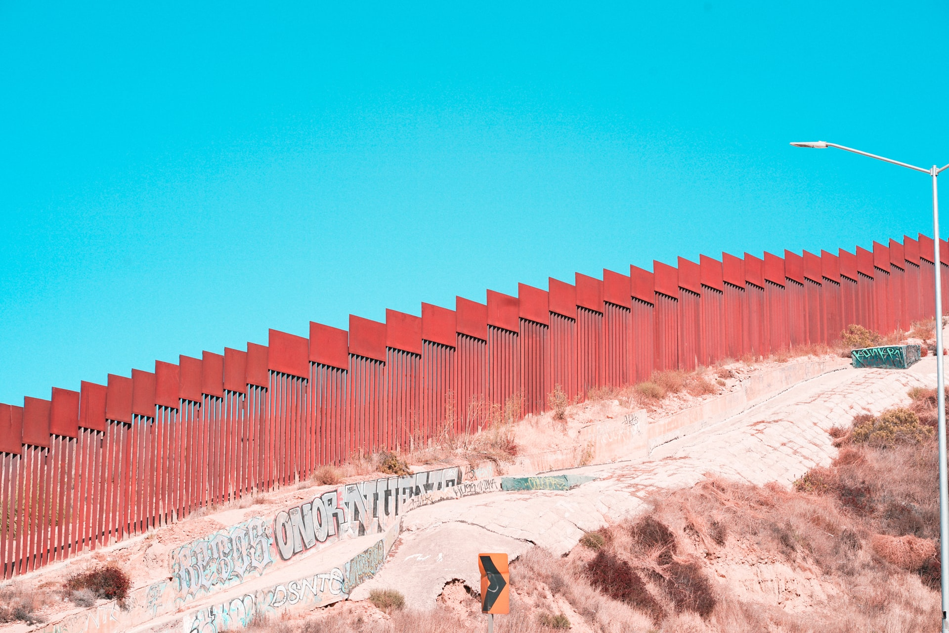 High-tech Invisible Wall Helping in Surveillance along the US-Mexico Border
