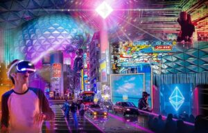 New Immersive Experience Company Leads The World Into The Metaverse