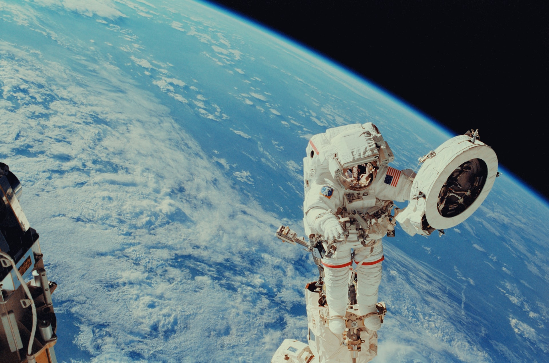 Third Part Of The ISS Experience To Feature A VR Spacewalk